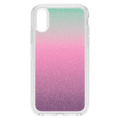 OtterBox Symmetry Clear Mobile phone case - Roze,Paars,Blauwgroen
