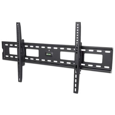 "Manhattan Monitor/TV Wall Mount (tiltable), 1 screen, 37-85"", Vesa 200x200 to 800x400mm, Max 75kg, Black ....."