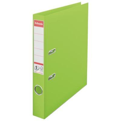 Esselte archiefdoos: No.1 VIVIDA Lever Arch File PP, green - Groen