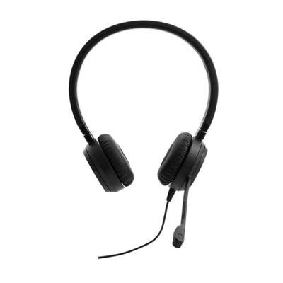 Lenovo Pro Wired Stereo VOIP Headset - Zwart