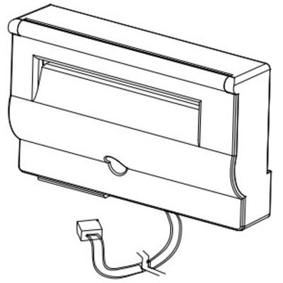 Datamax O'Neil OPT78-2295-02 reserveonderdelen voor printer/scanner