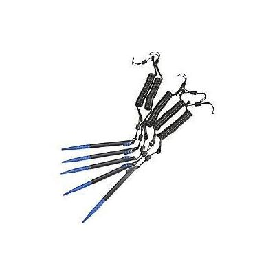 Intermec Kit 5-pack Stylus - Zwart, Blauw
