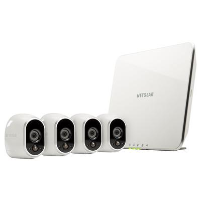 Netgear beveiligingscamera: Arlo - Wit