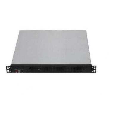 Gembird rack toebehoren: 19CC-1U-001 - Zwart, Metallic