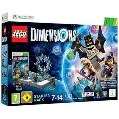 Warner bros game: LEGO Dimensions: Starter Pack  Xbox 360
