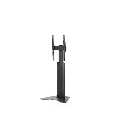 "Chief Fusion Manual Height Adjustable Stretch Portrait Stand, 56.7 kg max, 27"" max, Black Montagehaak - Zwart"