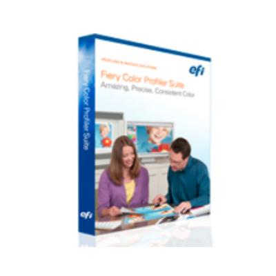 EFI Color Profiler Suite v4.0 Grafische software