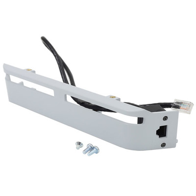 Ergotron multimedia accessoire: SV Ethernet Side Cover, for LCD carts - Grijs