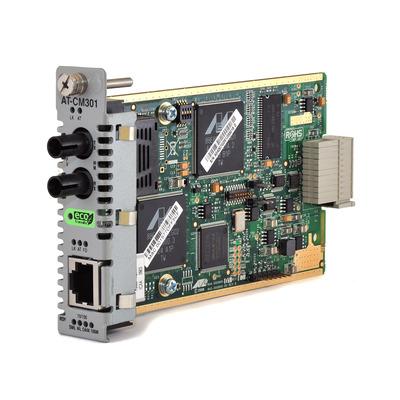 Allied Telesis AT-CM301 Netwerkkaart - Zilver