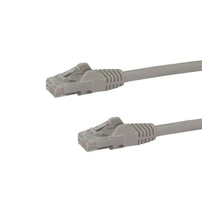 StarTech.com Cat6 patchkabel met snagless RJ45 connectors 0,5 m, grijs Netwerkkabel
