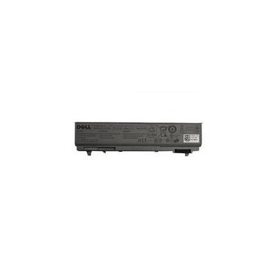 Dell batterij: Battery 6 Cell 60WHR  - Zwart