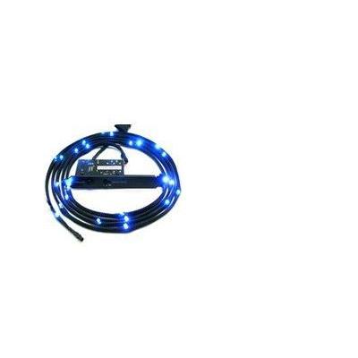 Nzxt Computerkast onderdeel: Sleeved LED, Blue, 1m - Blauw