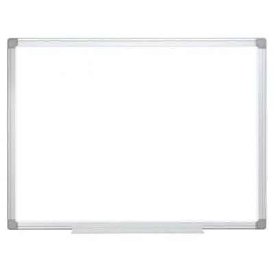 Bi-office whiteboard: 900 x 600 mm - Wit