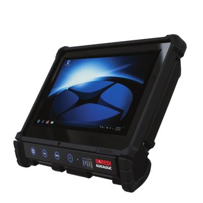 Datalogic TaskBook Tablet - Zwart