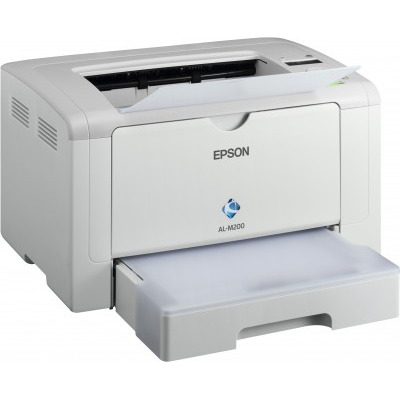 Epson WorkForce AL-M200DN Laserprinter - Zwart