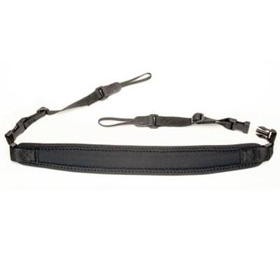 Op/tech usa camera riem: Super Classic Strap - Pro Loop - Zwart