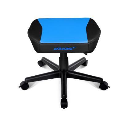 Ak racing hardware: AKRACING Footstool - Blue