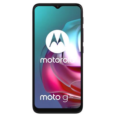 "Motorola moto g30 6.5"" 128GB White Smartphone - Wit"