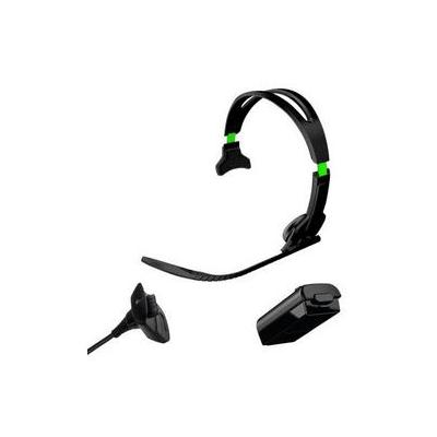 Gioteck spel accessoire: MP-1, Xbox 360, chat/charge kit, black - Zwart