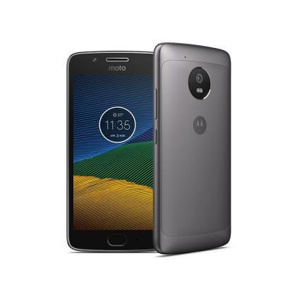 Motorola smartphone: Moto G Moto G5 - Grijs 16GB