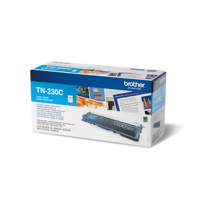 Brother TN-230C toners & lasercartridges