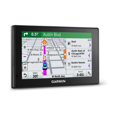 Garmin navigatie: DriveSmart 50LMT-D - Zwart