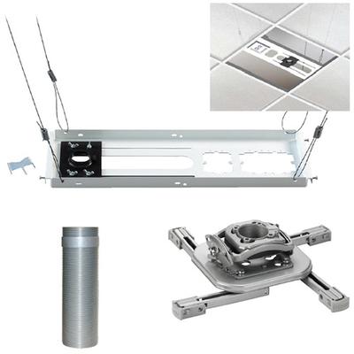 Chief RSMAUS, CMSZ006S, CMS440 Projector plafond&muur steun - Zilver