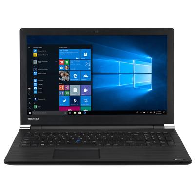 Toshiba Tecra A50-EC-15E Laptop - Zwart, Grafiet