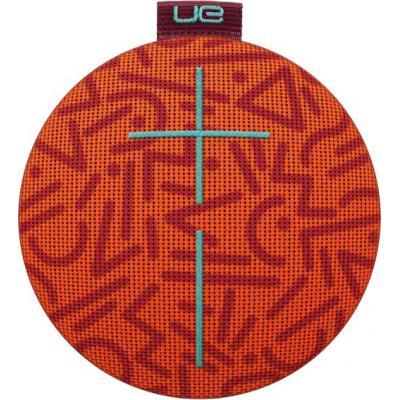 Ultimate ears draagbare luidspreker: ROLL - Chocolade, Oranje