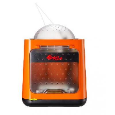 Xyzprinting 3D-printer: da Vinci nano - Zwart, Oranje
