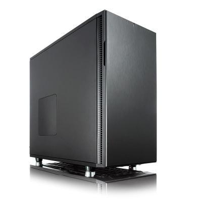 Fractal design behuizing: DEFINE R5 Blackout Edition - Zwart
