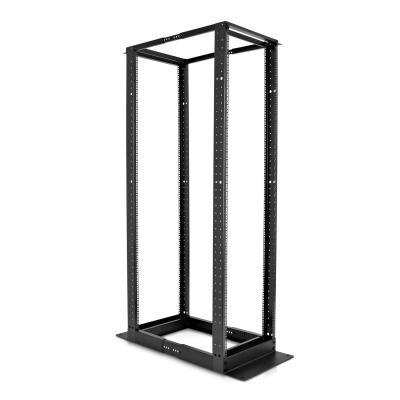 V7 rack: 680 kg, 48 kg, 50 kg, 879-1285 x 600 x 2007 mm - Zwart