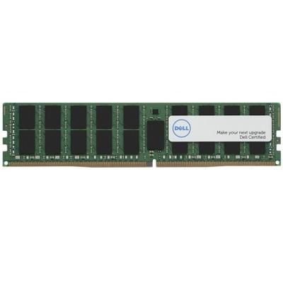 DELL 128GB 8RX4 LRDIMM 2666MHz LV RAM-geheugen - Zwart,Groen