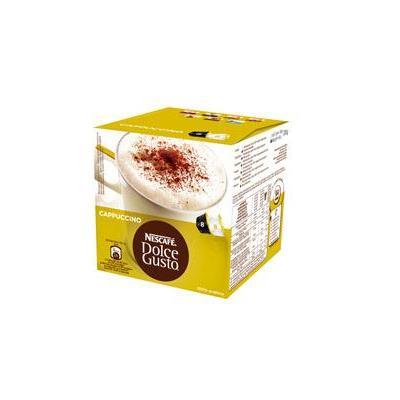 Nescafé koffie: Dolce Gusto Cappuccino
