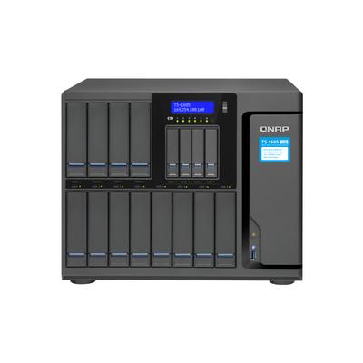 QNAP TS-1685 NAS - Zwart