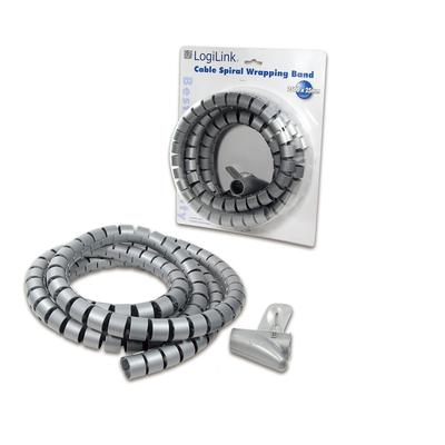 LogiLink KAB0013 Kabelbinder - Zilver