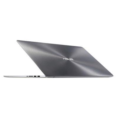 Asus laptop: ZenBook UX501VW-FI283T - Zilver