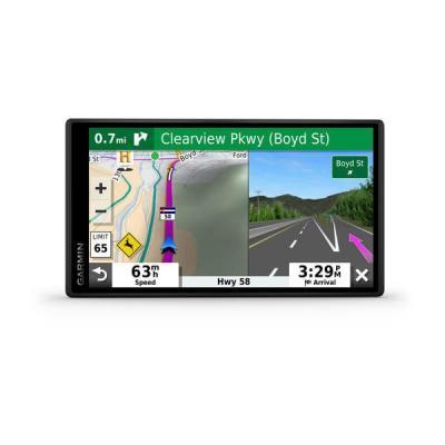 Garmin navigatie: DriveSmart 55 EU MT-D - Zwart