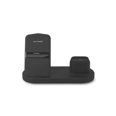 ESTUFF 4in1 QI Charging Stand Oplader