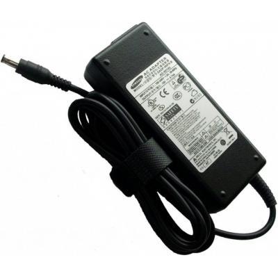 Samsung netvoeding: AC Power adapter 90W, 19V, 4.74A, Black - Zwart