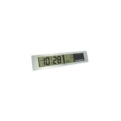 Technoline weerstation: Hygrometer,Thermometer, Date/Weekday, 437x96x28mm, White - Wit
