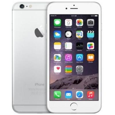 Apple iPhone 6 Plus 16GB zilver - Refurbished - Refurbished - Lichte gebruikssporen smartphone - Grijs