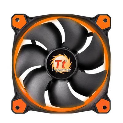 Thermaltake Riing 12 Hardware koeling - Zwart, Oranje