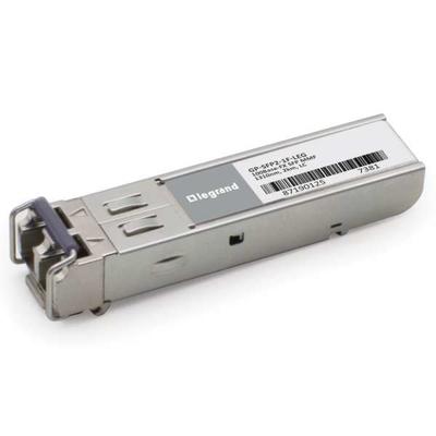 Legrand Dell Force10[R] GP-SFP2-1F compatibele TAA-conforme 100Base-FX SFP transceiver (MMF, 1310 nm, 2 km, LC) .....