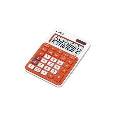 Casio calculator: MS-20NC - Oranje
