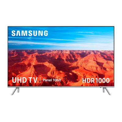 Samsung led-tv: UE75MU7005T - Zilver