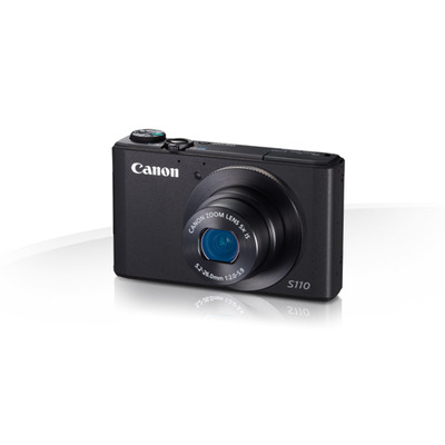 Canon PowerShot S110 Digitale camera - Zwart