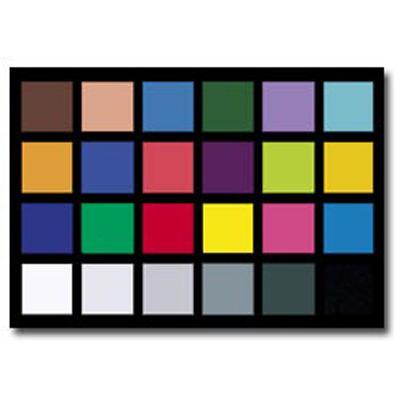 X-Rite Munsell ColorChecker Chart Colorimeter