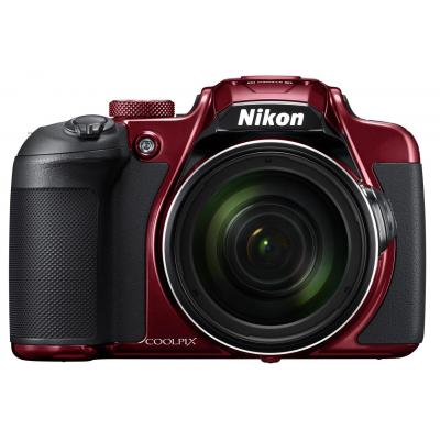 Nikon digitale camera: COOLPIX B700 - Rood