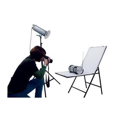 König fotostudioreflector: 50 x 120 cm - Wit